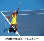 melbourne  australia   january... | Shutterstock . vector #45125674