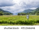 Beautiful Scottish Scenery Of...