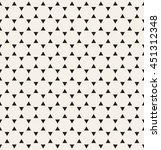 vector seamless pattern. modern ... | Shutterstock .eps vector #451312348