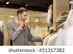 sale  shopping  fashion ... | Shutterstock . vector #451317382