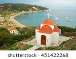 Little Picturesque Church On A...