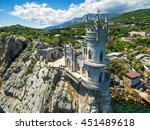 Castle Swallow's Nest On The...