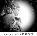 Small photo of Beautiful Woman as Allegoric Prototype of the Planet Venus (illustration)