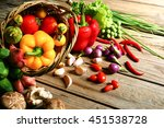 include fresh organic... | Shutterstock . vector #451538728
