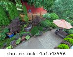 Backyard Garden Landscaping...