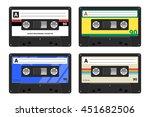 Realistic Retro Cassettes...