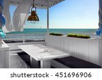 Seaview Restaurant Interior....