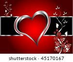 A Red Hearts Valentines Day...