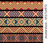 beading design  tribal design ...   Shutterstock .eps vector #451714972