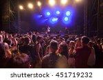 rimetea  torocko   romania  ... | Shutterstock . vector #451719232