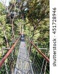sky walk at phuket | Shutterstock . vector #451728946