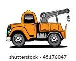 car ambulance | Shutterstock .eps vector #45176047