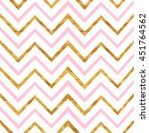 chevrons pattern  | Shutterstock . vector #451764562