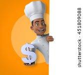 fun chef   Shutterstock . vector #451809088