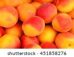 Ripe Apricot Close Up  Dof  As...