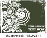 vector background | Shutterstock .eps vector #45192544