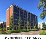 corvallis  ore.   july 2016 ... | Shutterstock . vector #451932892