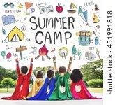 Summer Camp Adventure Exploration Enjoyment - Fine Art prints