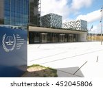 the hague  netherlands   july 5 ...   Shutterstock . vector #452045806