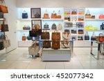 new york   april 06  2016 ... | Shutterstock . vector #452077342