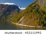 Tracy Arm Fjords Is One Of The...