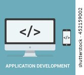 application development vector...