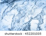 Blue Marble Patterned Texture...