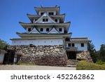 Gujo Hachiman Castle In Spring...