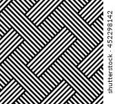 vector seamless texture. modern ... | Shutterstock .eps vector #452298142