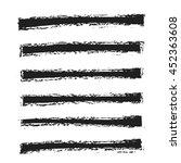 grunge stripes vintage texture | Shutterstock . vector #452363608