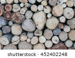 Pile Of Wood Logs   Timber...