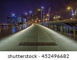Jubilee Bridge. The Newest...