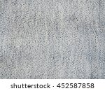 texture of white woven... | Shutterstock . vector #452587858