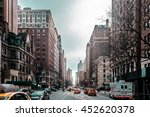 Photo of Buildings and streets of Upper West Site of Manhattan, New York City
