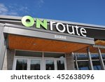 barrie  ontario  canada   june... | Shutterstock . vector #452638096