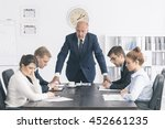 cropped shot of an unhappy...   Shutterstock . vector #452661235