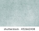 texture old canvas fabric as... | Shutterstock . vector #452662438