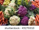 Cabbage Cauliflower Onions...
