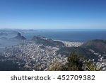 view of rio de janeiro   Shutterstock . vector #452709382
