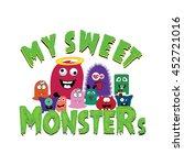 my sweet fluffy monster's...