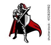 knight | Shutterstock .eps vector #452820982