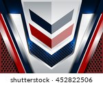 technology abstract backgrounds ... | Shutterstock .eps vector #452822506