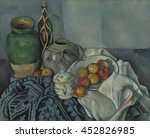 Still Life With Apples  By Paul ...