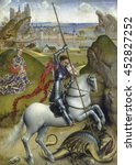 Saint George And The Dragon  B...