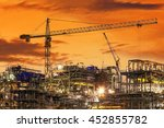 construction | Shutterstock . vector #452855782