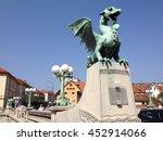 Ljubljana Slovenia August 23 ...