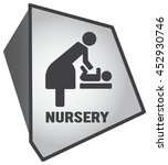 modern toilet set icon with... | Shutterstock .eps vector #452930746