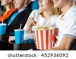 perfect for movies. cropped... | Shutterstock . vector #452936092