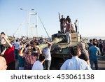istanbul  turkey   july 16 a... | Shutterstock . vector #453061138