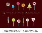 goodies vector illustration | Shutterstock .eps vector #453099856